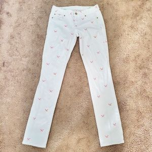 Lilly Pulitzer sword jeans 4